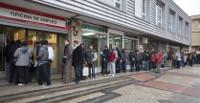 Erwerbslose in Spanien - die Hälfte ohne jede Unterstützung