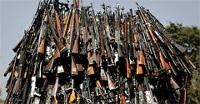 Gewehrberge - wurden auch nach Mexiko geliefert