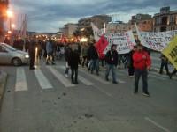 Griechische Karawane für Selbstverwaltung