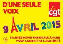 Am 9. April: Kampftag gegen Loi Macron in Frankreich