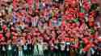 Rote Karten für die FIFA