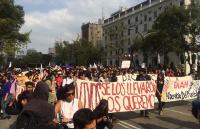 Der Protest gegen das Verschwindenlassen geht weiter