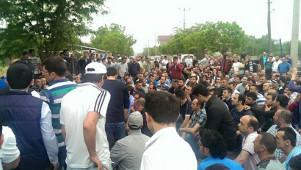 Streikversammlung Ford Kocaeli Mai 2015