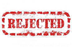 Angebot abgelehnt