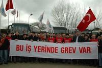 Bursastreik 2011