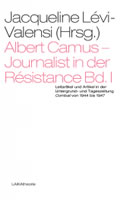 Buch: Albert Camus – Journalist in der Résistance