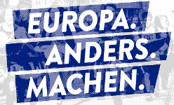 Europa. Anders. Machen. Demo am 20. Juni2015 in Berlin