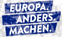 Europa. Anders. Machen. Demo am 20. Juni2015 in Berlin