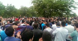 Fordstreik in Kocaeli/Türkei im Mai 2015