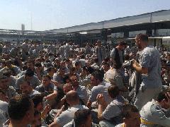 Renaultstreik in Bursa