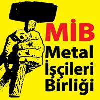 Streikplakat Bursa