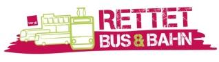 ver.di-Kampagne: Rettet Busse und Bahnen!