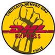 Logo der DHL Gewerkschaft in Chile