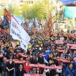 KCTU Demo für höheren Mindestlohn 1. Juni 2015