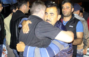 Nach dem streikerfolg Ford Türkei Juni 2015