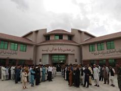 Schulstreik Kabul im Juni 2015