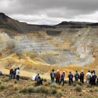 Cajamarca Nordperu - eines der umkämpften Großprojekte April 2015