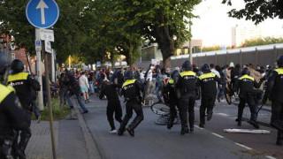 Demo gegen Polizeimord in Den Haag am 30. Juni 2015