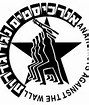 Logo der israelischen Anarchists against the wall