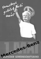 Mercedes Benz: Samstags gehört Vati mir