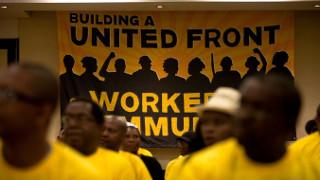 Die United Front der Linken, von der Metallgewerkschaft NUMSA initiiert, zieht den Zorn der KP und ihrer Gewerkschaftsleute auf sich