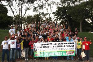 Ölgewerkschaft Brasilien: Die opposition auf Conlutas-Kongress Juni 2015