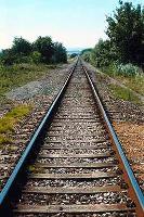 Eisenbahnstreik Griechenland am 3.8.2015