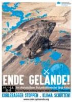 """""""Ende Gelände! Kohlebagger stoppen – Klima schützen!"""""""