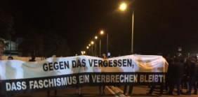 Ruhrbarone in Heidenau: Gegen das Vergessen dass Faschismus ein Verbrechen ist