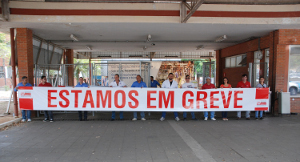 VW Taubate Streik ab 17. August 2015
