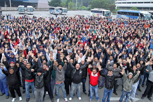 In brasilianischer Tradition: Streikabstimmung Ford am 10.9.2015
