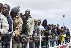Afrikanische Flüchtlinge: Auch im Sommer 2015 vor allem Dank Europa...