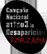 Logo der mexikanischen Bewegung gegen das Verschwindenlassen, aktiv seit 2010