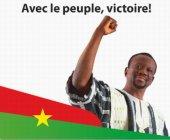Mobilisierung gegen den Putsch in Burkina Faso 20. September 2015