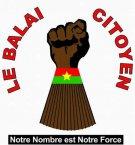 Logo der Demokratiebewegung Balai Citoyen in Burkina Faso