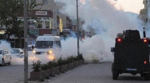 Armee-Einsatz in Cizre am 9. September 2015