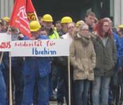Meyer-Werft: Offensive gegen Betriebsratsvorsitzenden Ibrahim Ergin