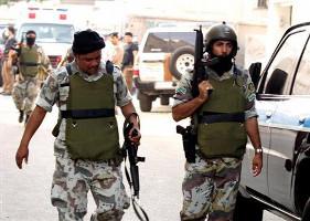 Alltag in Riad - Stadt mit der größten Zahl von Patrouillen auf der Welt...heir September 2015