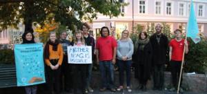 Norwegisches Sozialforum solidarisch mit dem irakischen Sozialforum 2.10.2015