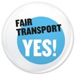 """Europäische Bürgerinitiative """"Fair Transport Europe"""""""
