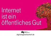 Digitalegesellschaft.de: Internet ist ein öffentliches Gut