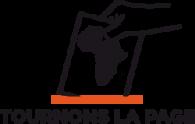 Republik Congo: Logo der Kampagne gegen eine weitere Amtszeit von Nguesso im Oktober 2015