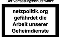 """Solidaritätsaktion für Netzpolitik: """"Ich habe Netzpolitik gelesen"""" – Aktenauskunft beim Verfassungsschutz fordern!"""