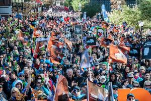 ÖD-Demo Montreal 21.11.2015