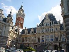 Rathaus von St. Gillens - am 20.11.2015 verbot der Bürgermeister eine Diskussion