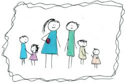 Willkommen Familie Gospic oder: warum eine Familie in Deutschland wohnungslos bleibt! BASTA-Comic, November 2015
