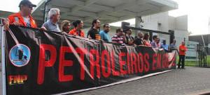 Gewerkschaftsopposition der brasilianischen Ölföderation macht mobil - in den Abstimmungen über Streikfortführung Mitte November 2015