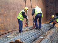 Im Hafen von Lissabon im Oktober 2015 - bisher nur qualifizierte Arbeiter, was sich ändern soll