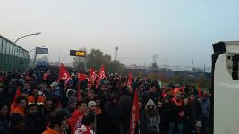 Landesweiter Logistik-Streik in Italien: 29./30.Oktober 2015