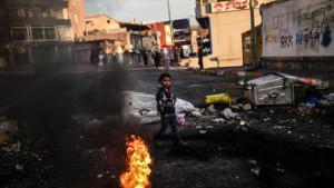 Alltag in der Südtürkei: Armeeangriff am 19.12.2015